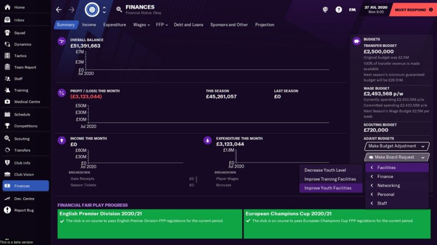 The 5 Ways To Improve And Optimize Youth Intake In Football Manager 2712024